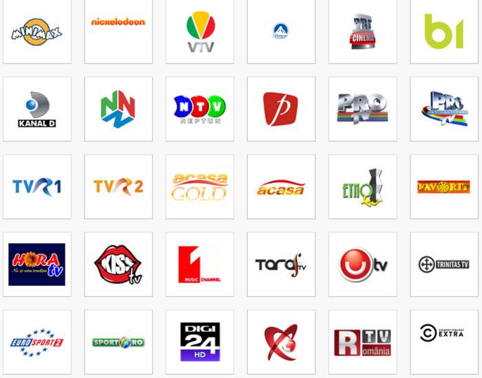 Pachet Popular Digi Tv